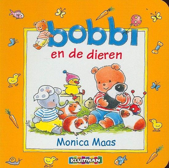 Bobbi En De Dieren Kartonboek Boekhandel In Nunspeet